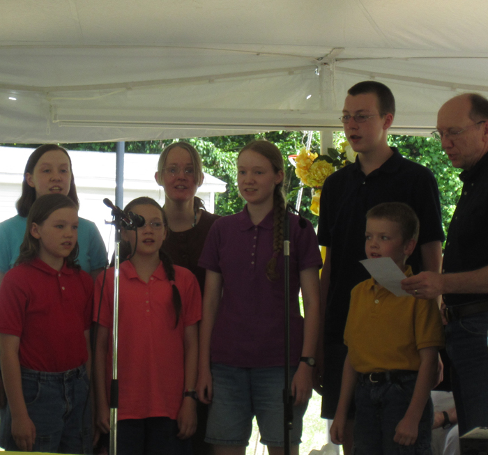 The Sheridan Family - On Sunday June 10th in the Worship Band